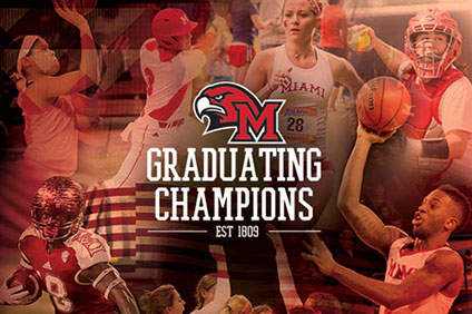 Graduating Champions website tells Miami Athletics' story