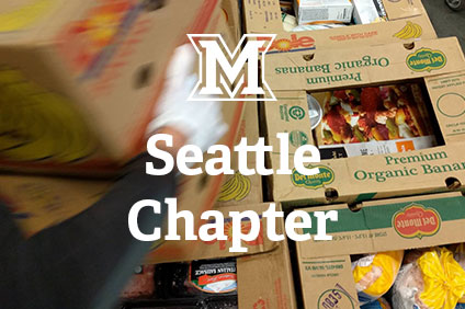 Seattle Chapter - Food Lifeline Volunteering Event