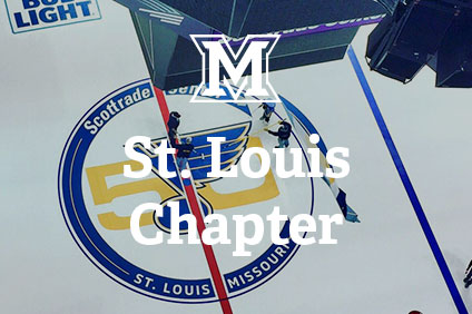 St. Louis Chapter - Blues hockey game