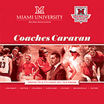 Treadwell, Wright & Cooper join more stops on the 2013-2014 Coaches Caravans