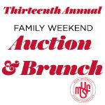 Family Weekend Auction and Brunch