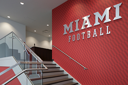 Miami Football's new home is now open