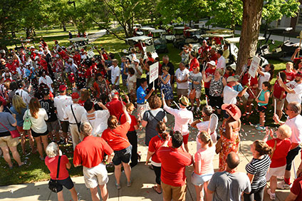 Alumni Weekend registration open