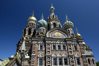 St. Petersburg and the Baltic Capitals