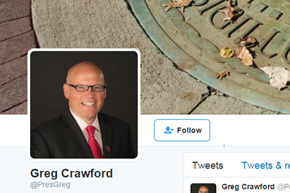 Follow @PresGreg on Twitter!