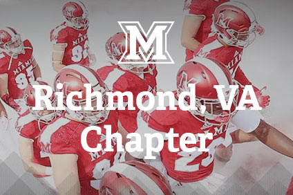 Richmond, Virginia Chapter - Bowl Watch Party