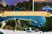 Save the Date for Winter College 2016