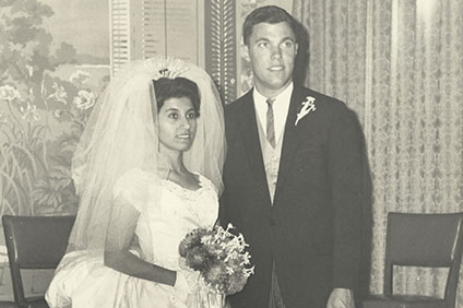 Joel '60 and Cindy DiVincenzo Botker '62