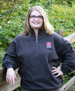 1/4-Zip Charcoal Fleece