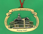 MacMillan Hall Ornament
