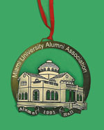 Alumni Hall (1991) Ornament