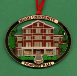 Peabody Hall Ornament (2010)