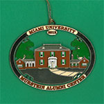 Murstein Alumni Center Ornament 2012