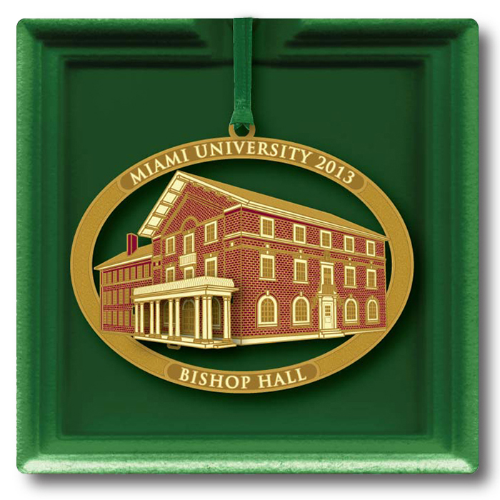 Bishop Hall Ornament 2013