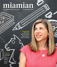 Spring Summer 2015 Miamian Magazine: KICKSTARTING
