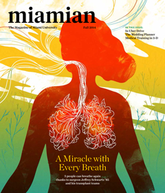 Fall 2014 Miamian Magazine: A Miracle with