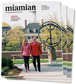 Summer 2016 Miamian - A NEW ERA