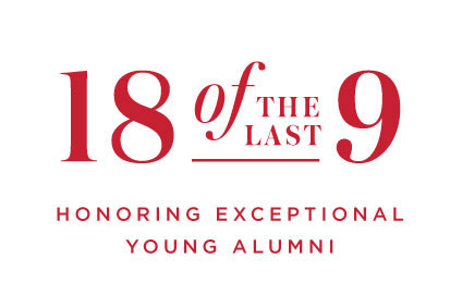 Young alumni to be honored on campus next week